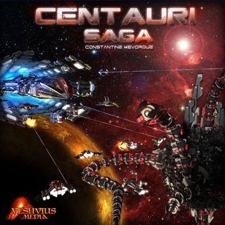 Centauri Saga + 3 expansiones (50% de descuento)