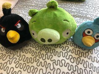 Poack pajaros Angry Birds