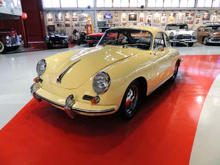 Porsche 356B Coupé 1963