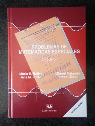 Problemas de matemáticas especiales