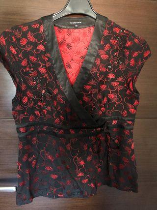 Conjunto Falda y blusa Talla 44