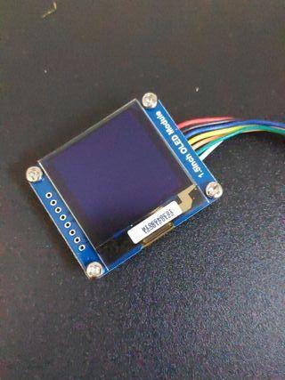 display OLED 1.5''