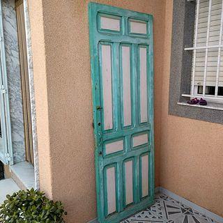 puerta antigua vintage años 20/30