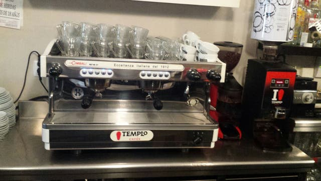 Cafetera industrial- cimbali M27