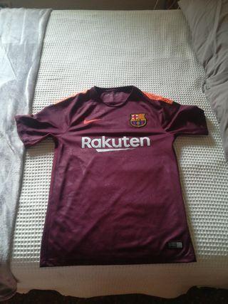 Camiseta oficial del barcelona talla s