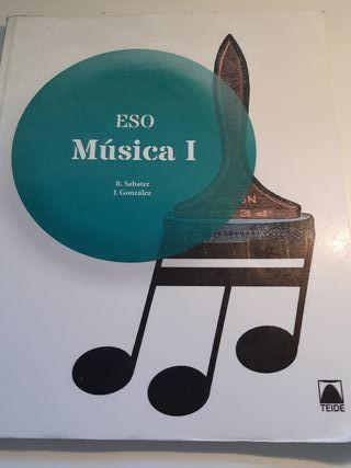 libro música I, 2ESO