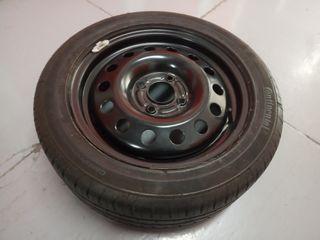 Rueda de Repuesto 195/50 R15 Ford Fiesta