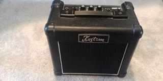 Amplificador guitarra Kustom
