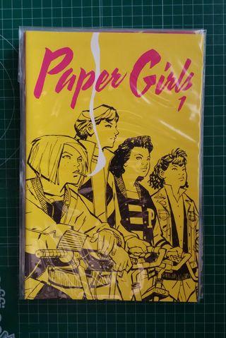 Paper Girls n°1 - 8