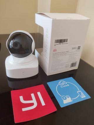 Cámara vigilancia ip Xiaomi Yi-cloud dome 1080p