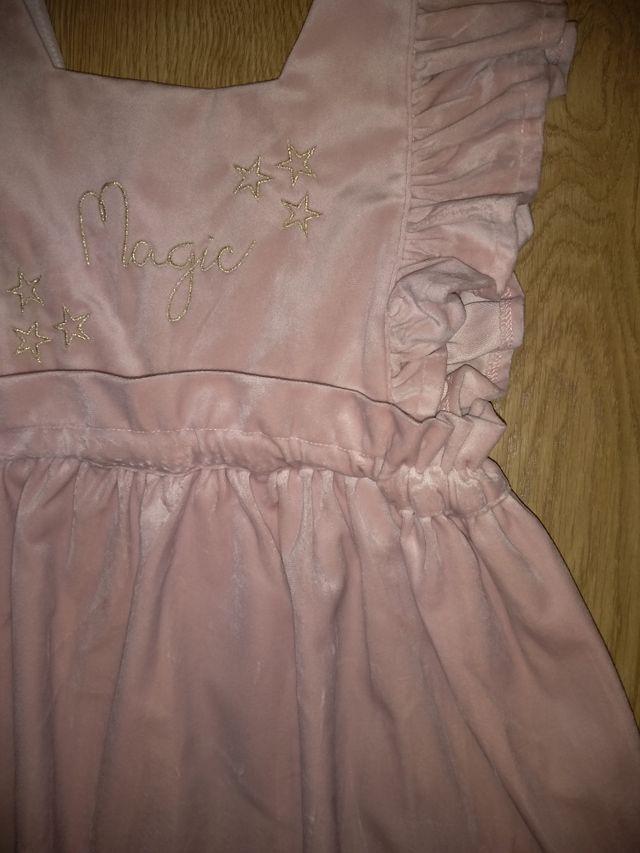Pichi rosa 5 años La petite Blossom