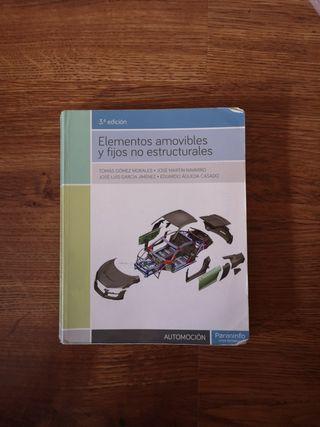 Libros de 1°de automoción (grado superior)