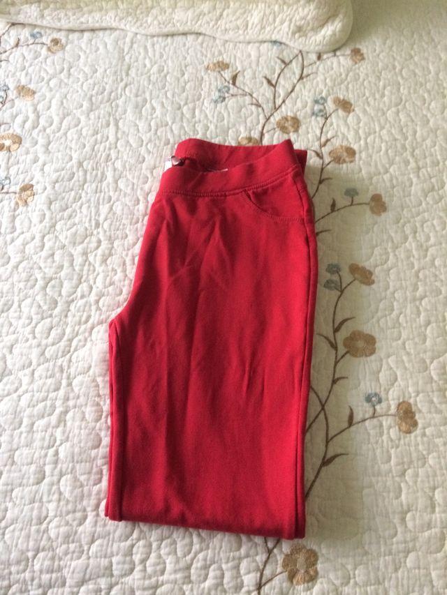 Mallas rojas. Talla 14