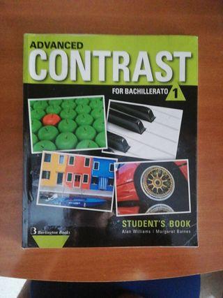 Libro de inglés ( Advanced contrast)