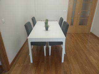 mesa comedor & sillas