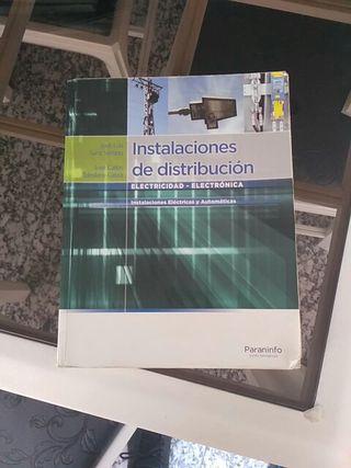 Libro Instalaciones de distribución