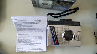 Grabadora reproductor de cinta