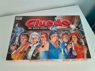 """Juego de Mesa """" El Cluedo """""""