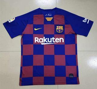 Camiseta FC Barcelona Local Temp 19/20