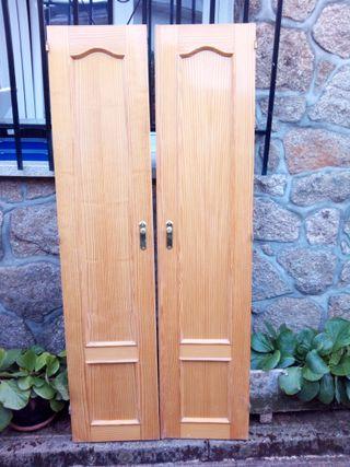 Puertas de armario integrado
