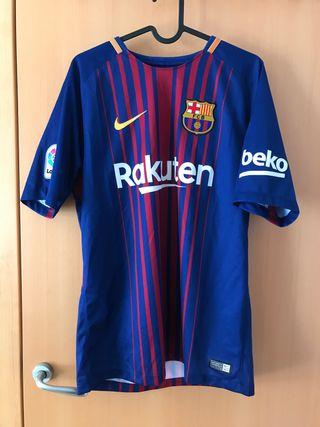 Camiseta FC Barcelona Iniesta