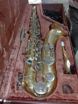 Saxo tenor yamaha YTS-33