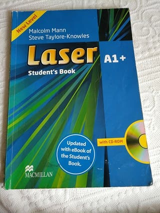 laser A1+. Student's Book.