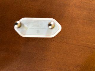 Cabeza cargador original apple
