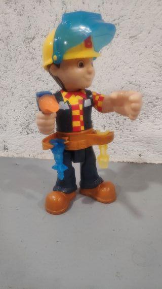 Bob el constructor y excavadora