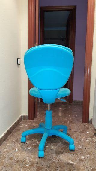 silla,escritorio