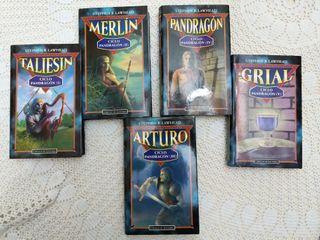 Pack 23 Novelas Fantástico-medievales