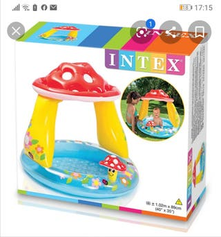 Piscina Inchable Bebé Intex