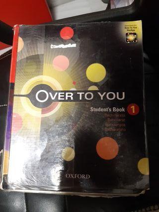 libro inglés Oxford primero bachiller