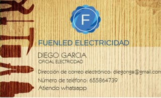 FUENLED ELECTRICISTA