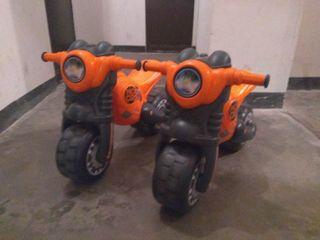 motos / correpasillos molto + casco