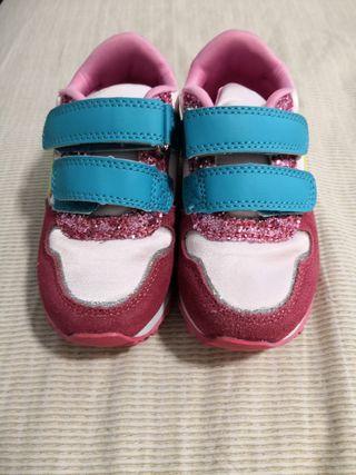 zapatillas deportivas de vestir bebe