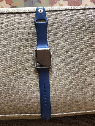 Apple Watch 1st Gen- 42mm Acero INOX.