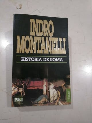 Libro Historia De Roma.