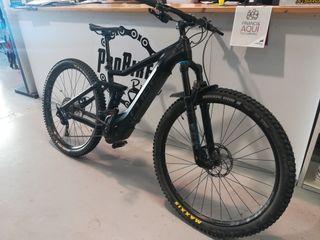 Bici electrica doble suspension CUBE 29 Stereo M