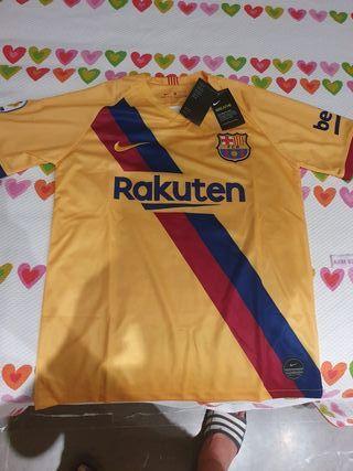 CAMISETA FC BARCELONA 19 / 20