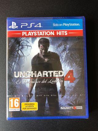 Uncharted 4 El desenlace del ladrón