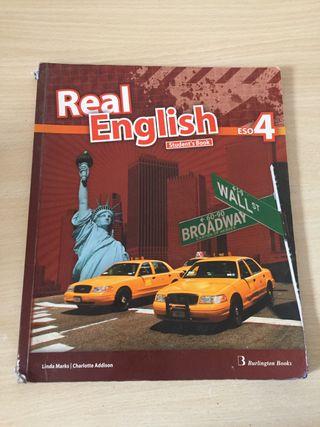 Libro Inglés 4eso
