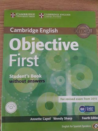 Libro de Inglés nivel B2
