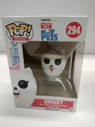 Funko POP Gidget - 294 Mascotas.