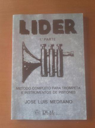 Libro Método para Trompeta