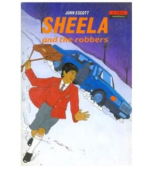 SHEELA AND THE ROBBERS