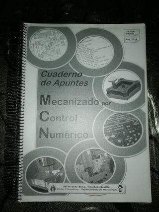 Libro grado superior mecanizado