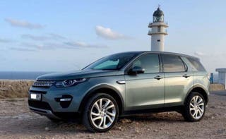 Land Rover Discovery Sport con muchos extras