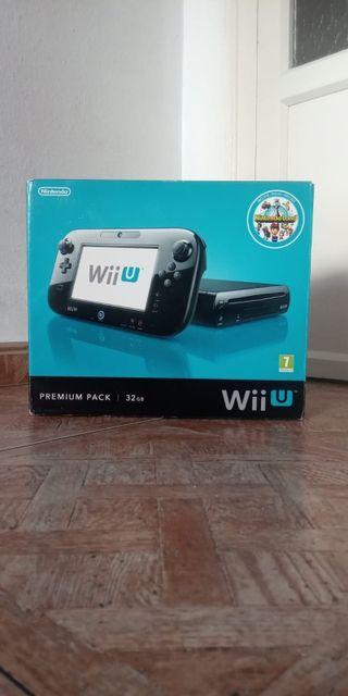 Wii U nueva, muy poco uso. Precio negociable