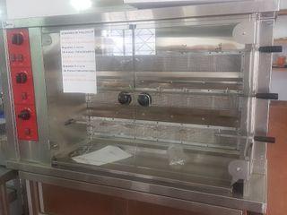 asador de pollo desde 300 euros